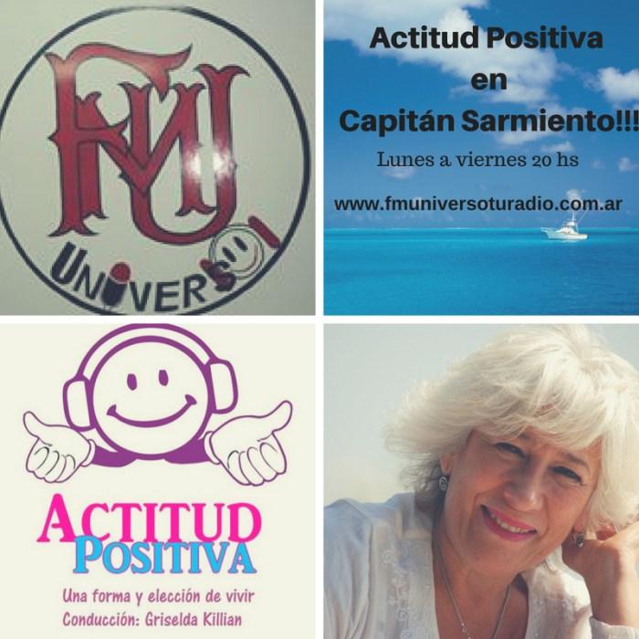 Actitud Positiva en Capitán Sarmiento, Provincia de Buenos Aires