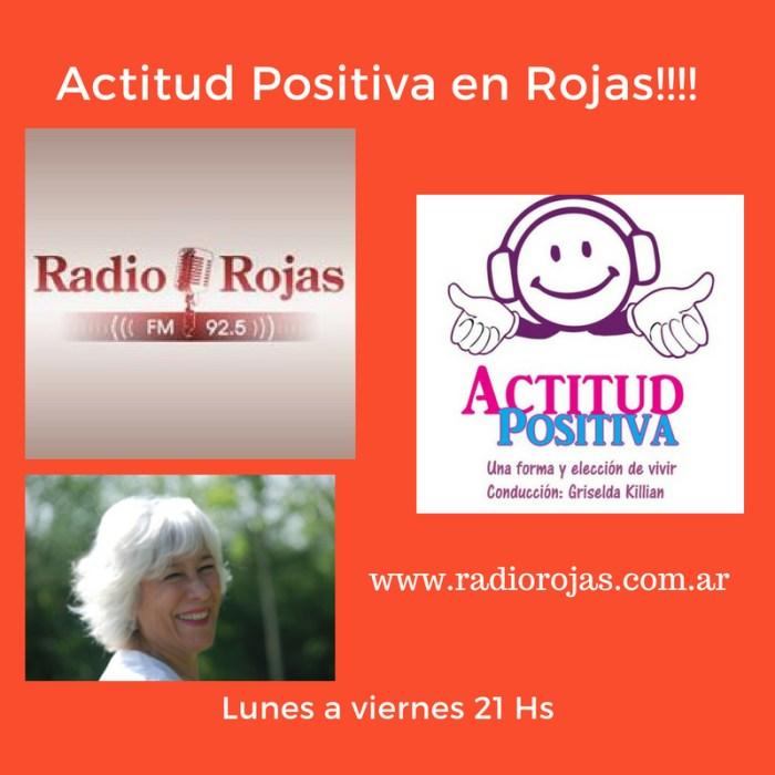 Actitud Positiva en Rojas, Provincia de Buenos Aires