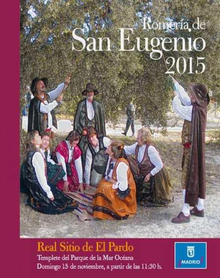 Romería de San Eugenio 2015. El Pardo