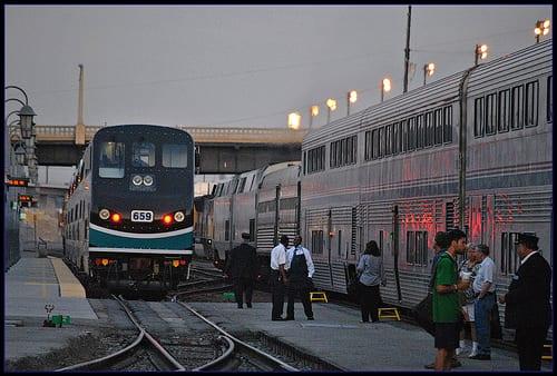 Metrolink San Bernardino Station. Foto de Loco Steve via Flickr.
