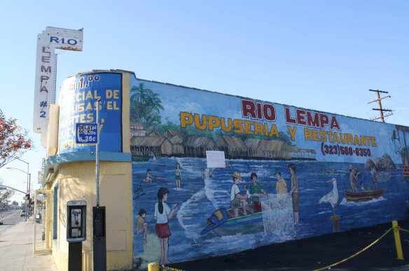 Restaurante Río Lampa. (Foto de Agustín Durán/El Pasajero).