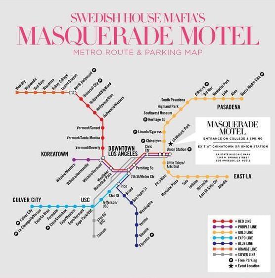 Marquerade Motel