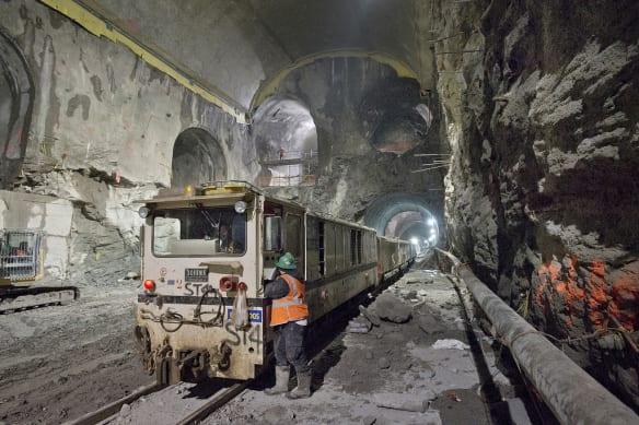 Fotos: Metropolitan Transportation Authority of New York/ Patrick Cashin.