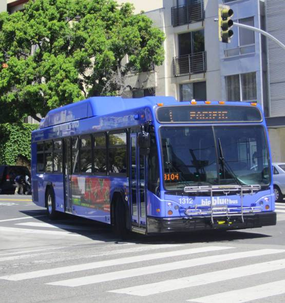 Foto: Página de Facebook de Big Blue Bus de Santa Mónica.