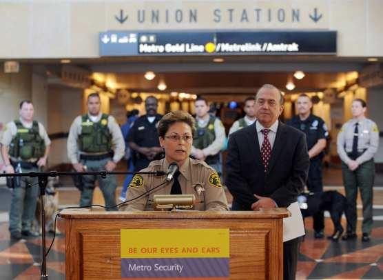 Metro Safety Presser