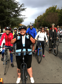 Northridge ciclistas