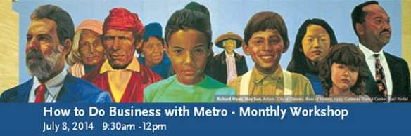 business with Metro