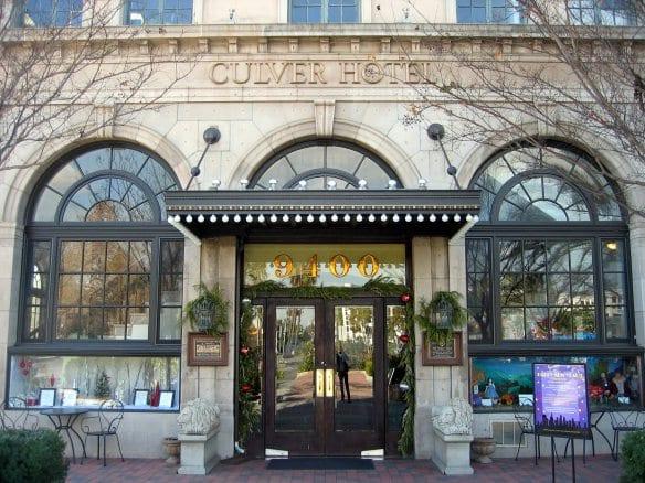 El Hotel Culver se inauguró en 1924. Foto: Eli Pousson/Flickr c.c.