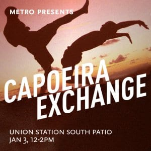 capoeira exchange
