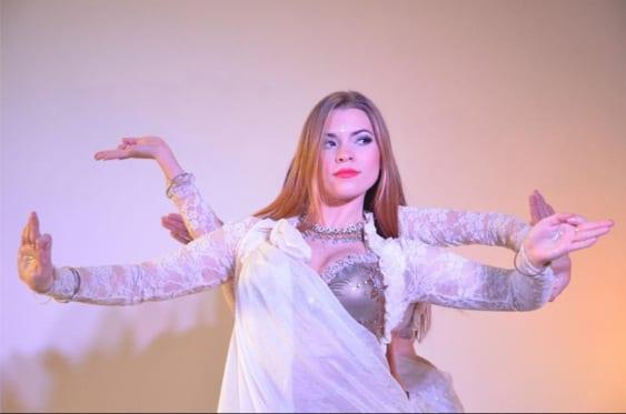 Foto: Página oficial de Facebook de Taste of Belly Dancing.