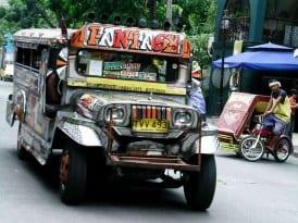 Recorrido por Filipinotown.