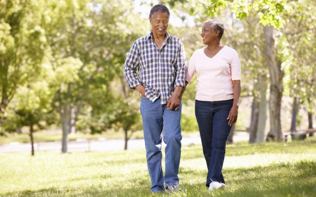 Walking Increases Blood Supply to the Brain - El Paso Chiropractor