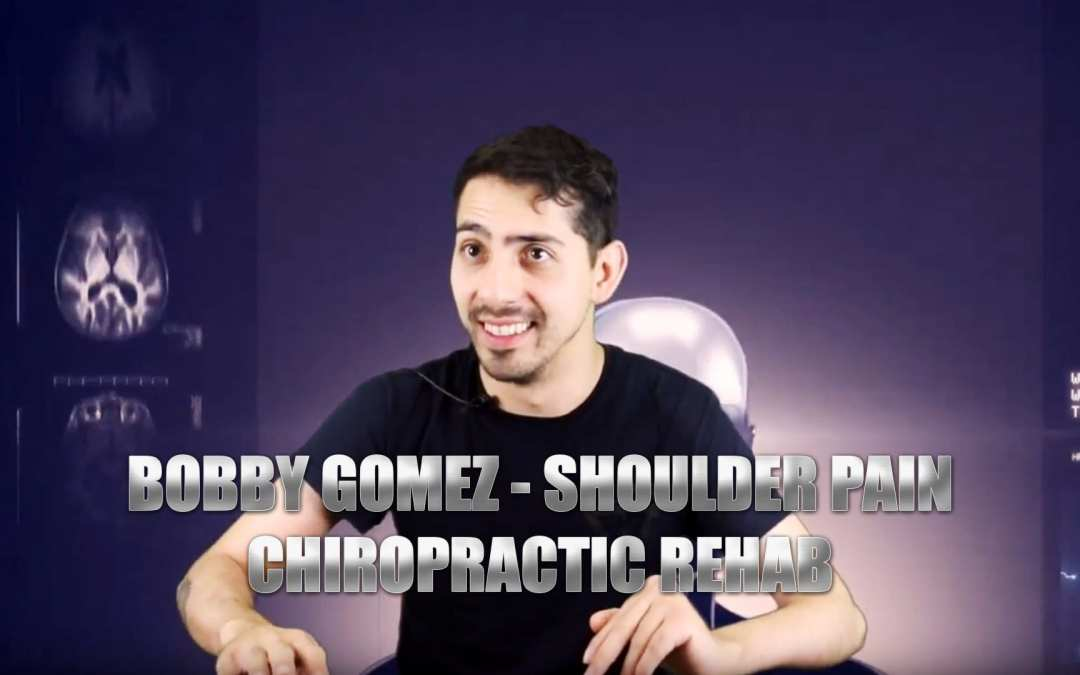 Shoulder Pain Chiropractic Rehab | Video