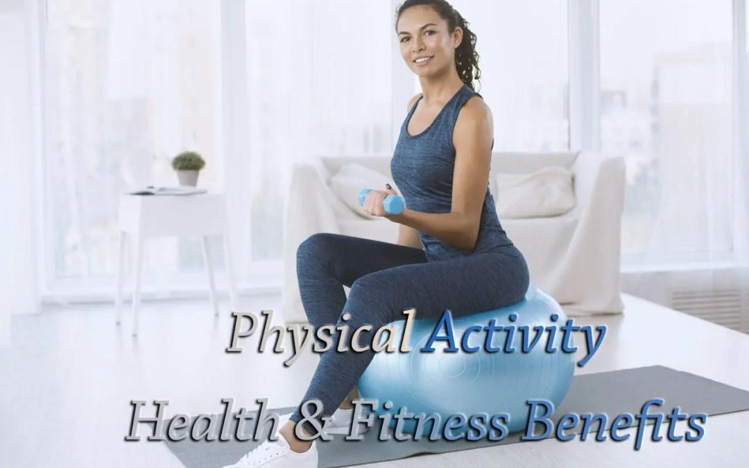 11860 Vista Del Sol, Ste. 128 Physical Activity Health and Fitness Benefits El Paso, TX.