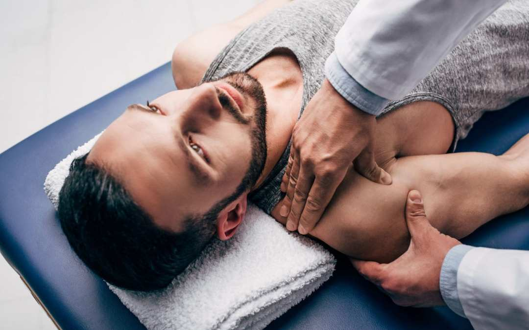 Pulled Shoulder Muscle Injury Chiropractic Care
