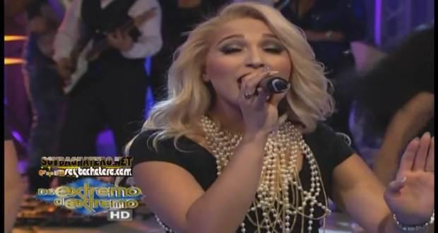 Giselle Tavera Presentacion en Vivo en De Extremo a Extremo