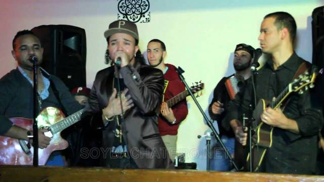 Alexander El Hijo Del Pueblo Popurrí de Bachata en Vivo Desde Quinto Centenario  Rest