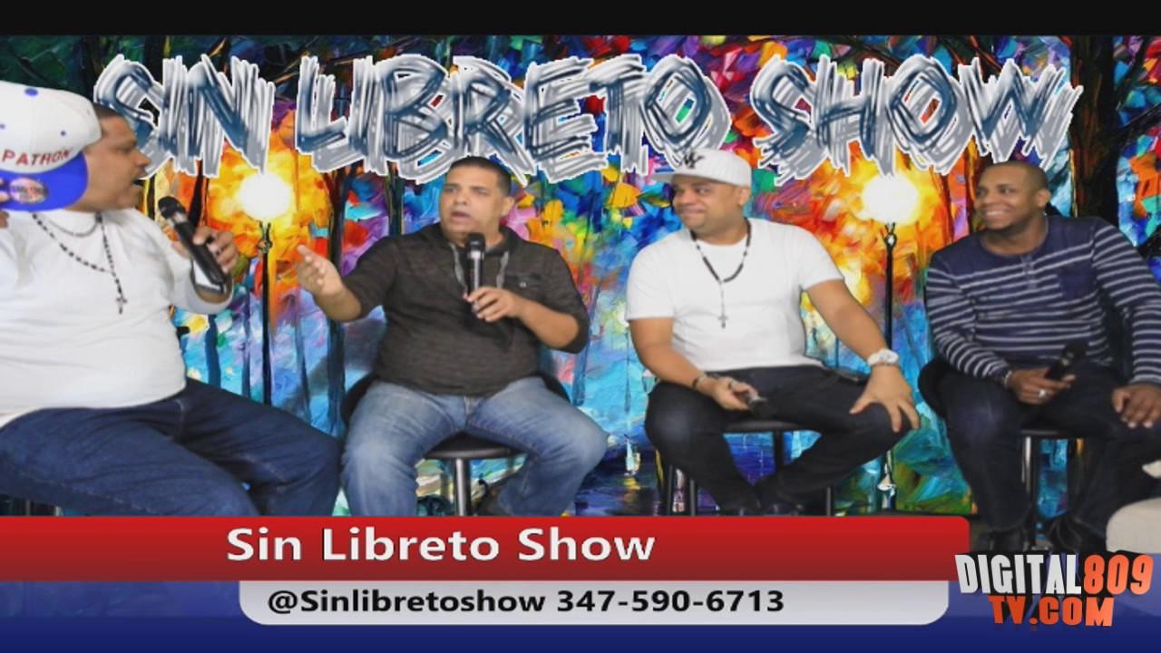 Sin Libreto Show EP40 Yohanny Ulloa @UProductions1 Entrevista Digital809tv.com