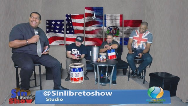 Sin Libreto Show EP58 Luis Segura Y Kassandra La Faraona Digital809tv.com @SinLibretoShow