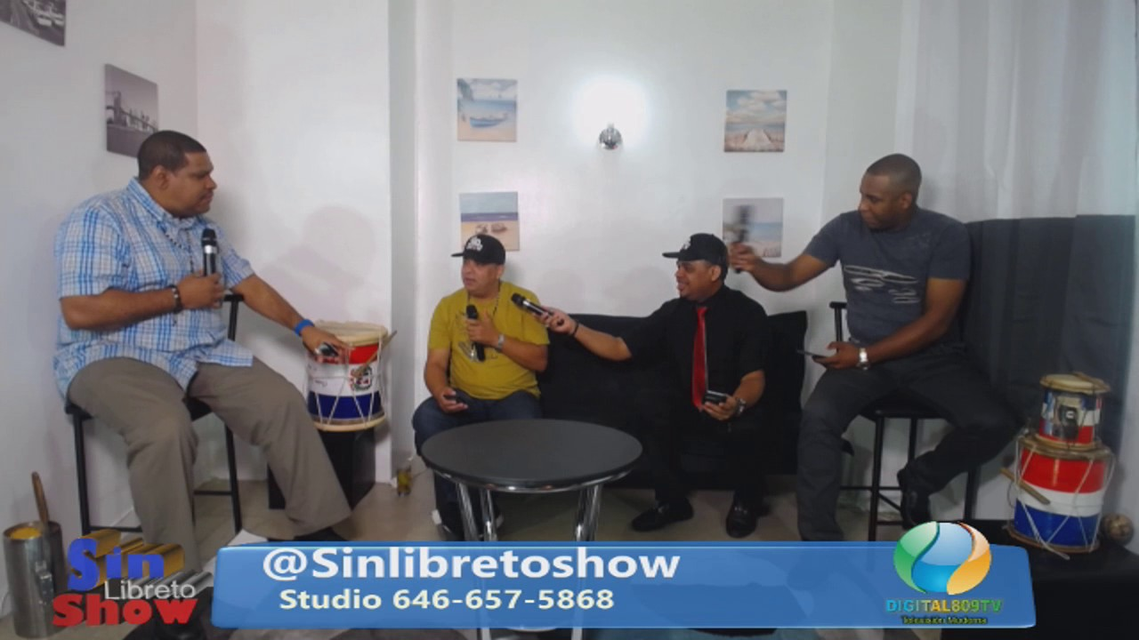 Sin Libreto Show EP61 Luchy La Que Controla Y El Nene La Amenazzy Digital809tv.com @SinLibretoShow