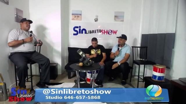Sin Libreto Show EP62 Noche Para Nuestros Seguidores Digital809tv.com @SinLibretoShow