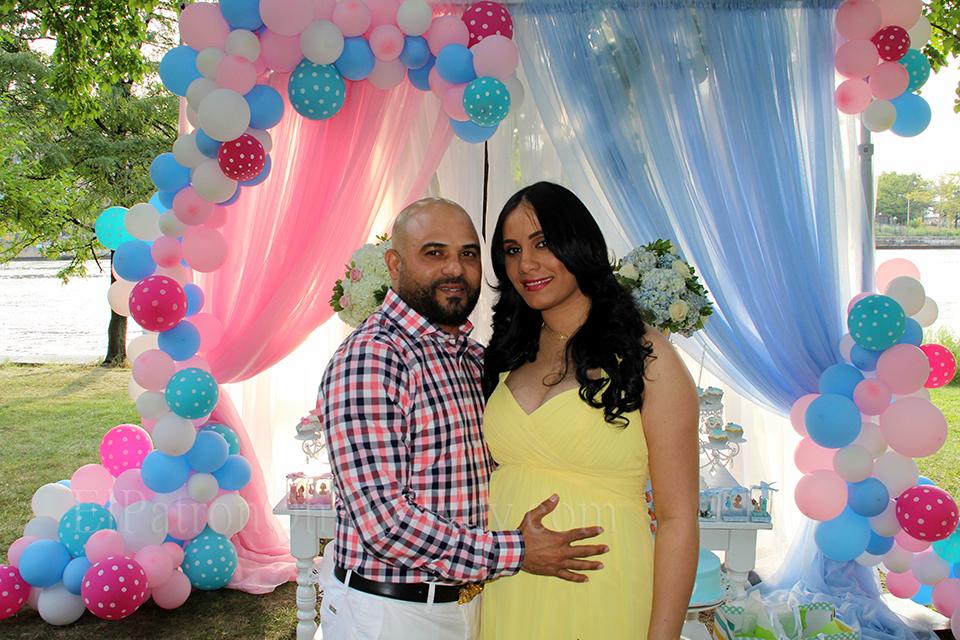 Rosa & Alejandro Babby Shower 8-27-17