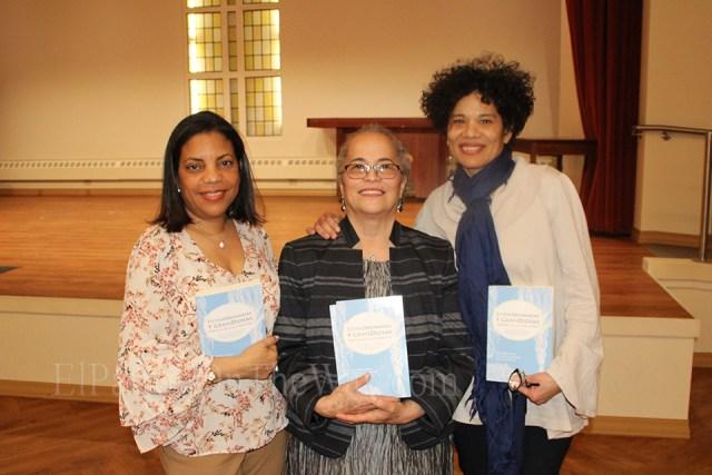 Lanzamiento Del Libro Extraordinarias Y Grandiosas Heroinas