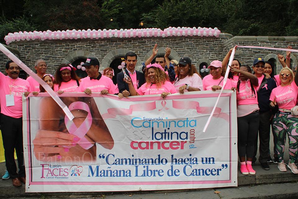 7ma Caminata De Latin Faces 10-7-28