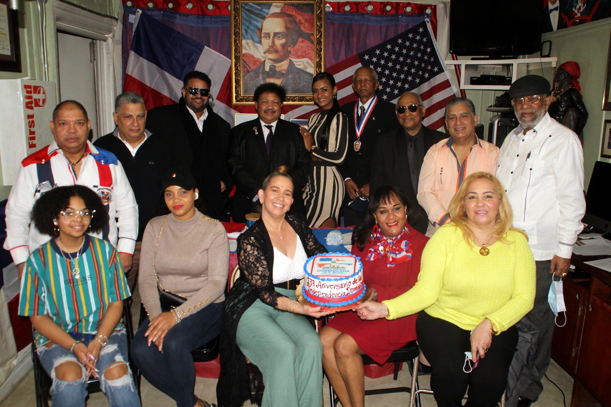 Celebracion De Los 177 Aniversarios De La Rep. Dom. 2021