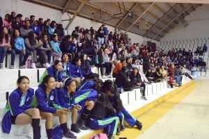 Inauguran Olimpiada Municipal 05
