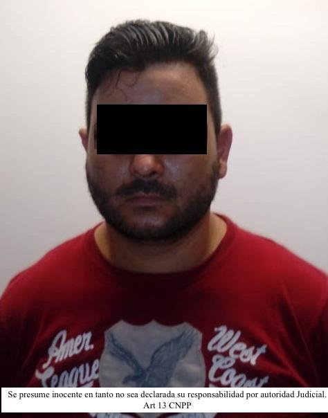 Detenido José Wilfrido