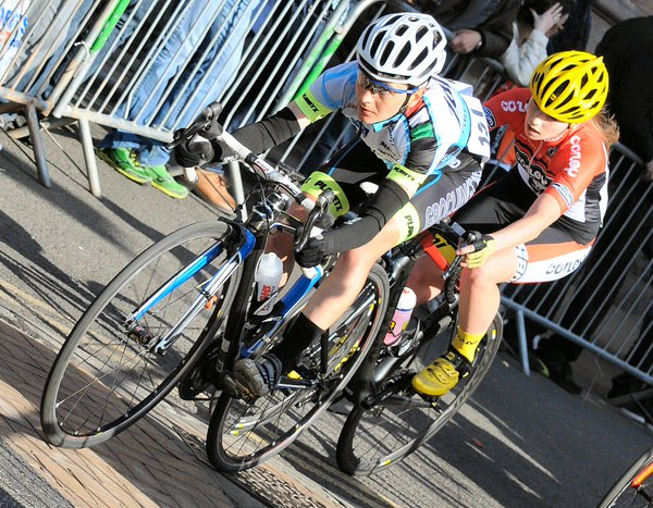 La carretera, ¿nuevo reto? Foto @BritishCycling