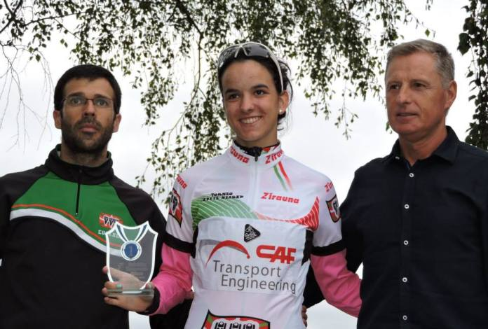 El Torneo Euskaldun de ciclismo femenino arrancará en Ozaeta. Foto © Yon Suinaga
