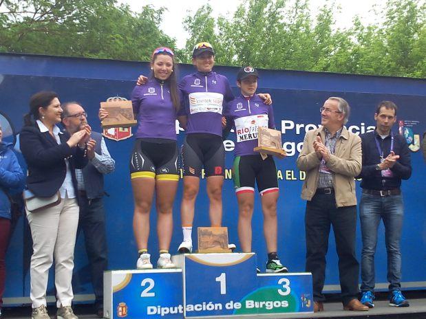 Vuelta a Burgos 2015. Foto © Pedro Barcina | CiclismoFem