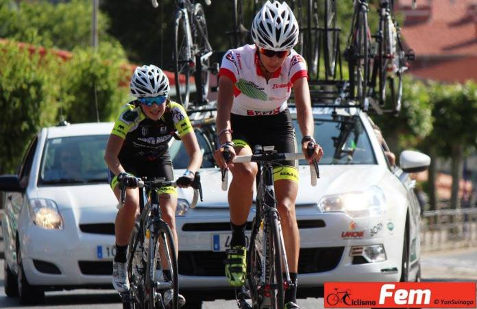 Bioracer lidera en juveniles el #EPRanking por equipos. Foto © Yon Suinaga / CiclismoFem-El Pelotón