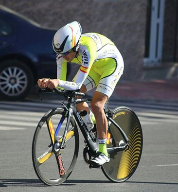 Jose Manuel Gutierrez Revuelta Gallu del Rías Baixas,, es nuestro sexto miembro del Siete Ideal Élite (Foto: Moto Bike Miguel)