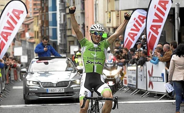 José Manuel Díaz, hace un año vencía el Memorial Valenciaga a lo grande (Foto: noticiasdegipuzkoa.com)