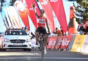 Thomas de Gendt vencedor de la etapa reina de la Volta