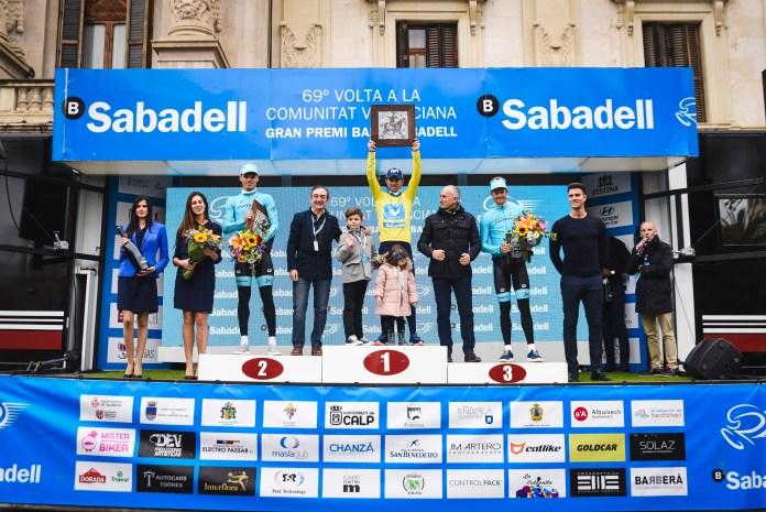 Valverde Volta Comunitat Valenciana 2018