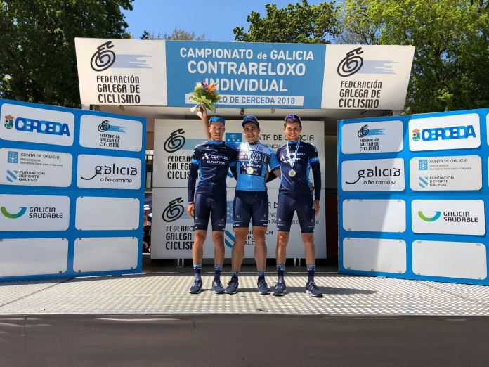 Aser Estévez- Campeon Galego CRI