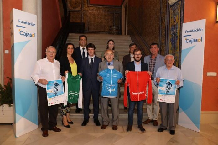 Vuelta Sevilla Presentación