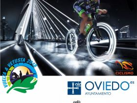 Cartel Vuelta Vetusta 2018