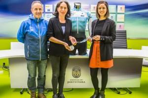 Presentación Campeonato Galicia CX 2018