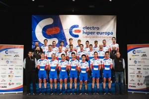 Presentación Electro Hiper Europa 2019