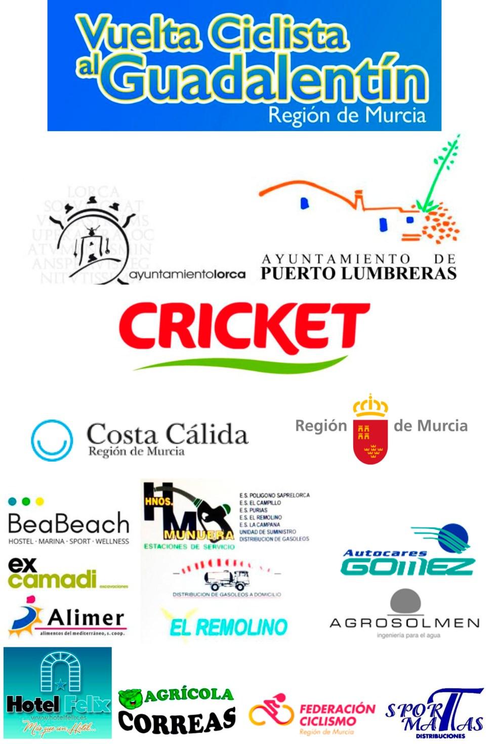Cartel Vuelta Guadalentín 2019