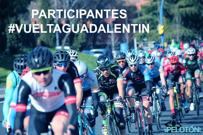 Participantes Vuelta Guadalentín