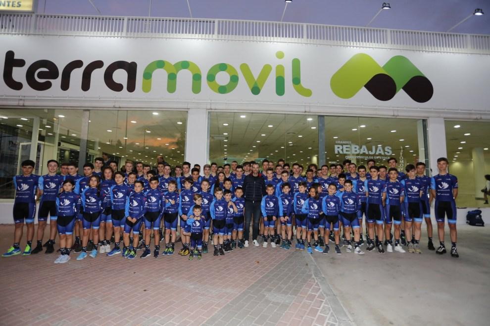 Presentación Valverde Team 2019