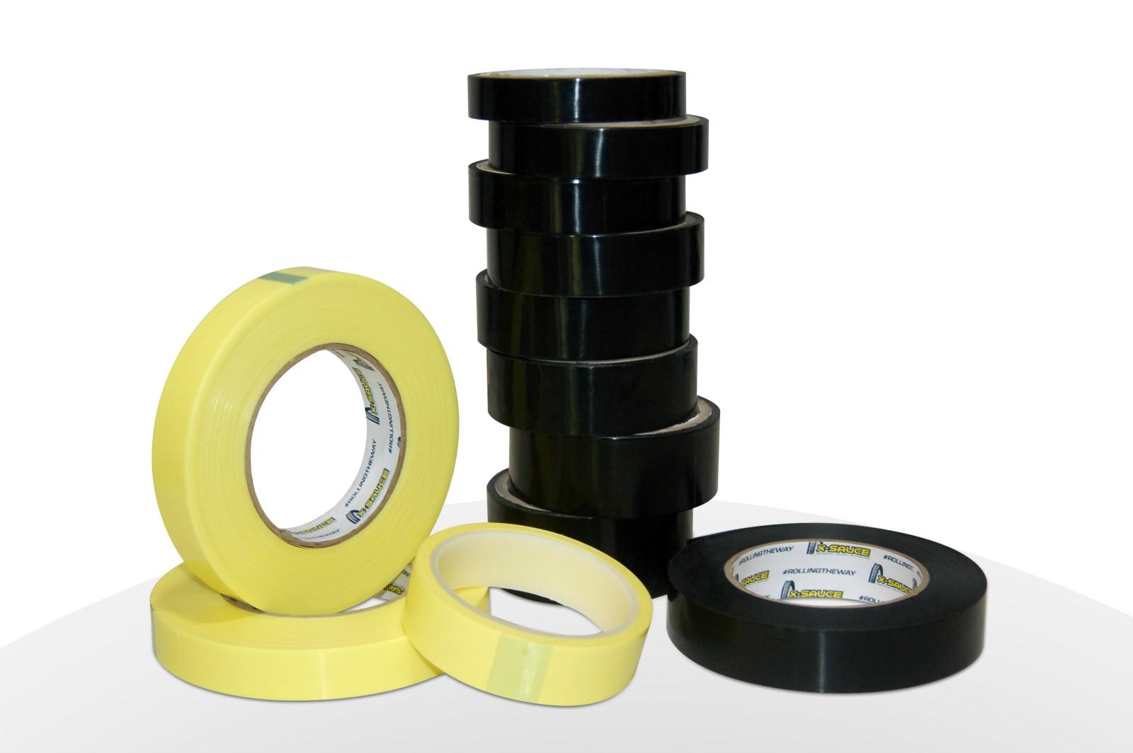 cinta para tubelizar x-sauce