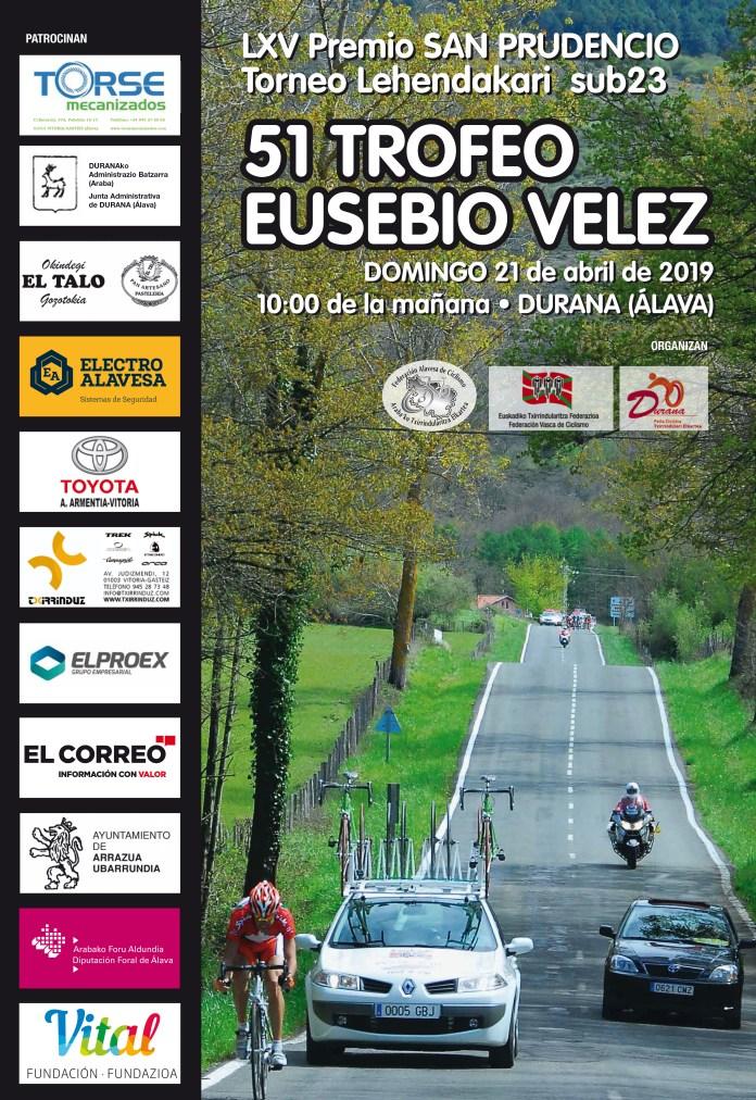 Trofeo Eusebio Velez 2019 Durana