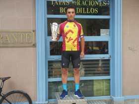 David Martín Escribano Campeón Castilla León